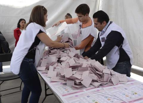 Podría haber recuento de 77% de paquetes electorales