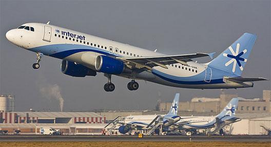 Realiza Interjet vuelo inaugural a Lima, Perú