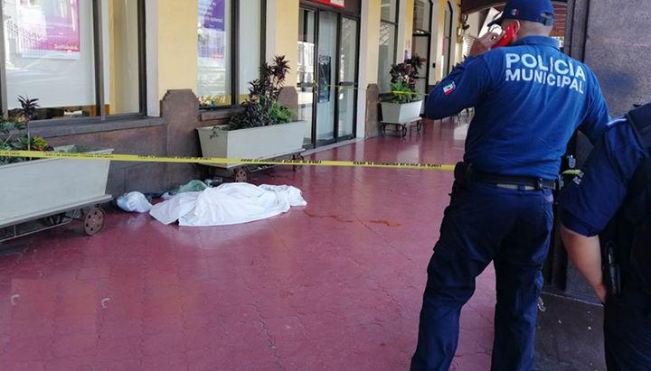 Muere mujer indigente en centro de Córdoba