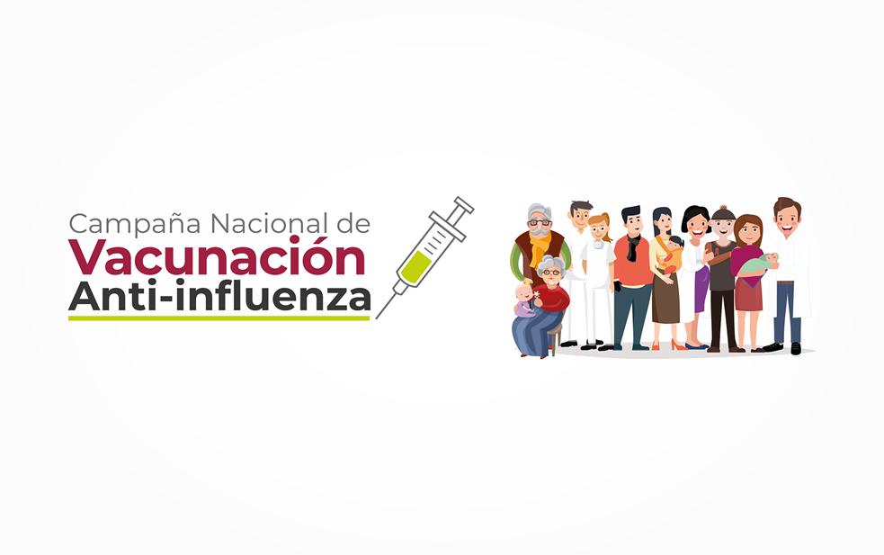 Aplicarán más de un millón de vacunas contra la influenza en Veracruz