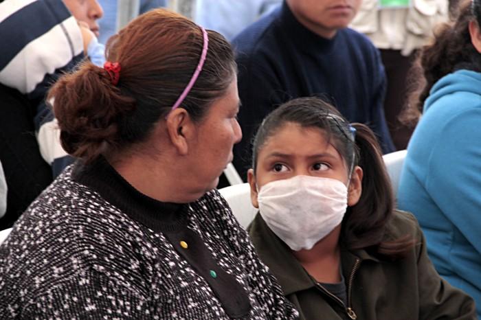 El Puerto de Veracruz y Coatzacoalcos concentran casos de tuberculosis