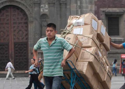 Informalidad laboral, pensiones y retiro, México será un país de viejos pobres