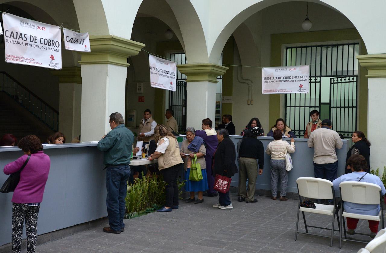 Inicia empadronamiento para pago de Predial 2021 en Xalapa