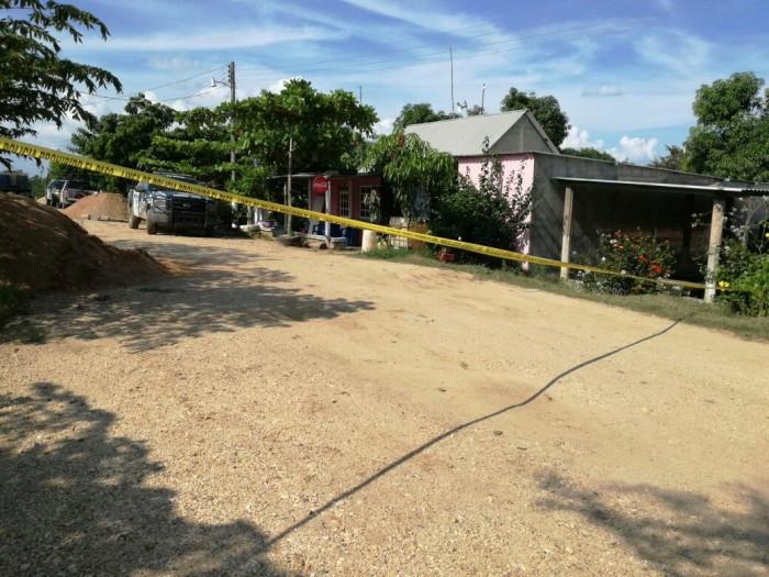 Asesinado a balazos en Minatitlán