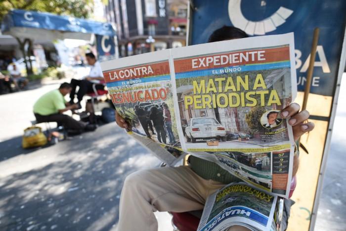 La zona centro de Veracruz, foco de la delincuencia