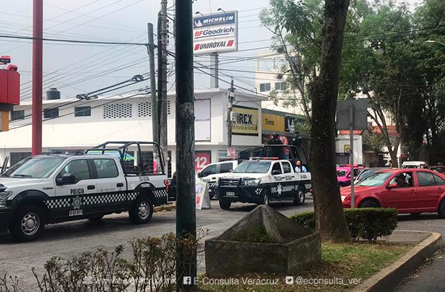 Intentan extorsionar a mujer en avenida Américas, en Xalapa