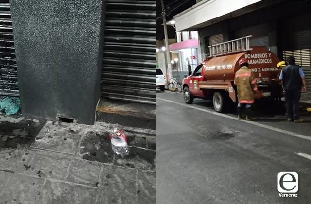 Desconocidos intentan incendiar ex cine Juárez en Mendoza