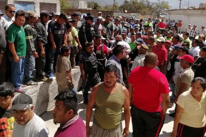 Intentan linchar a presunto secuestrador en Nogales