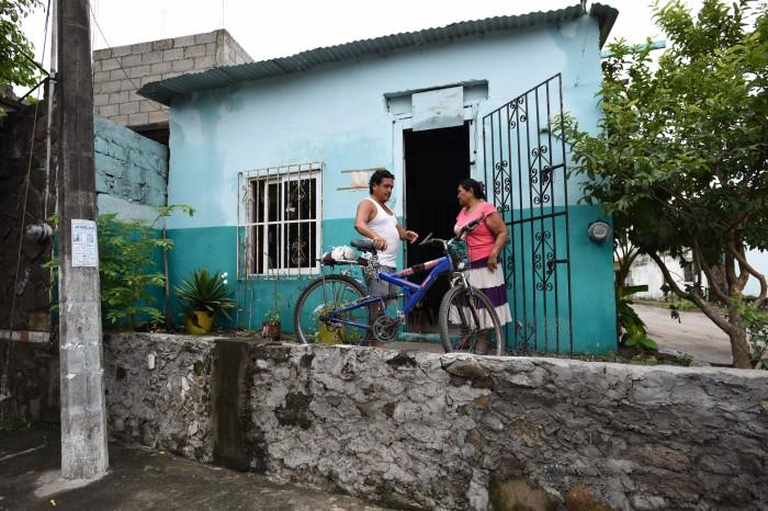 Van 30 años de inundaciones en la colonia Pocitos y Rivera