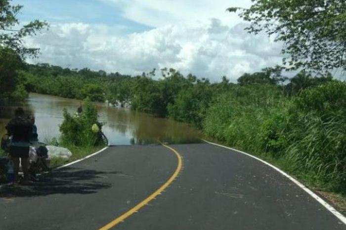 Alerta en Coatzacoalcos y cuenca del Papaloapan por niveles críticos de ríos