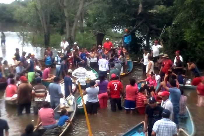 Nueva declaratoria de emergencia para 6 municipios veracruzanos