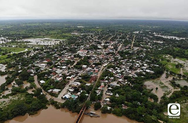 100 familias de Carranza sufren afectaciones tras lluvias