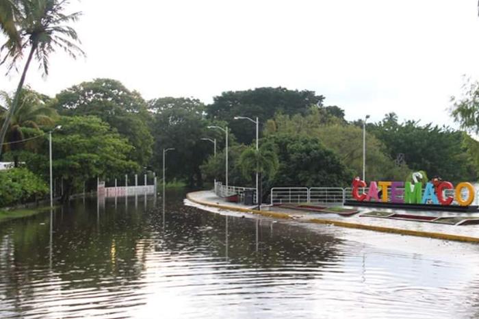 Estos son los municipios de Veracruz que piden ayuda tras lluvias