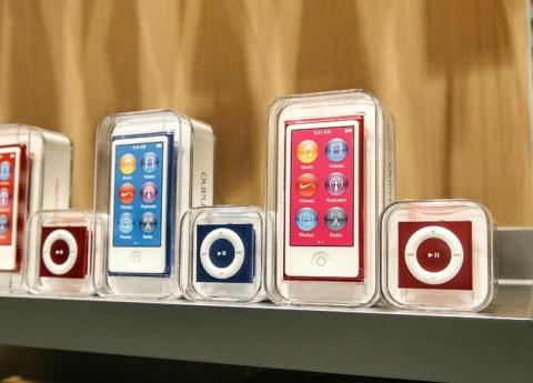 Apple se despide de su iPod nano y shuffle