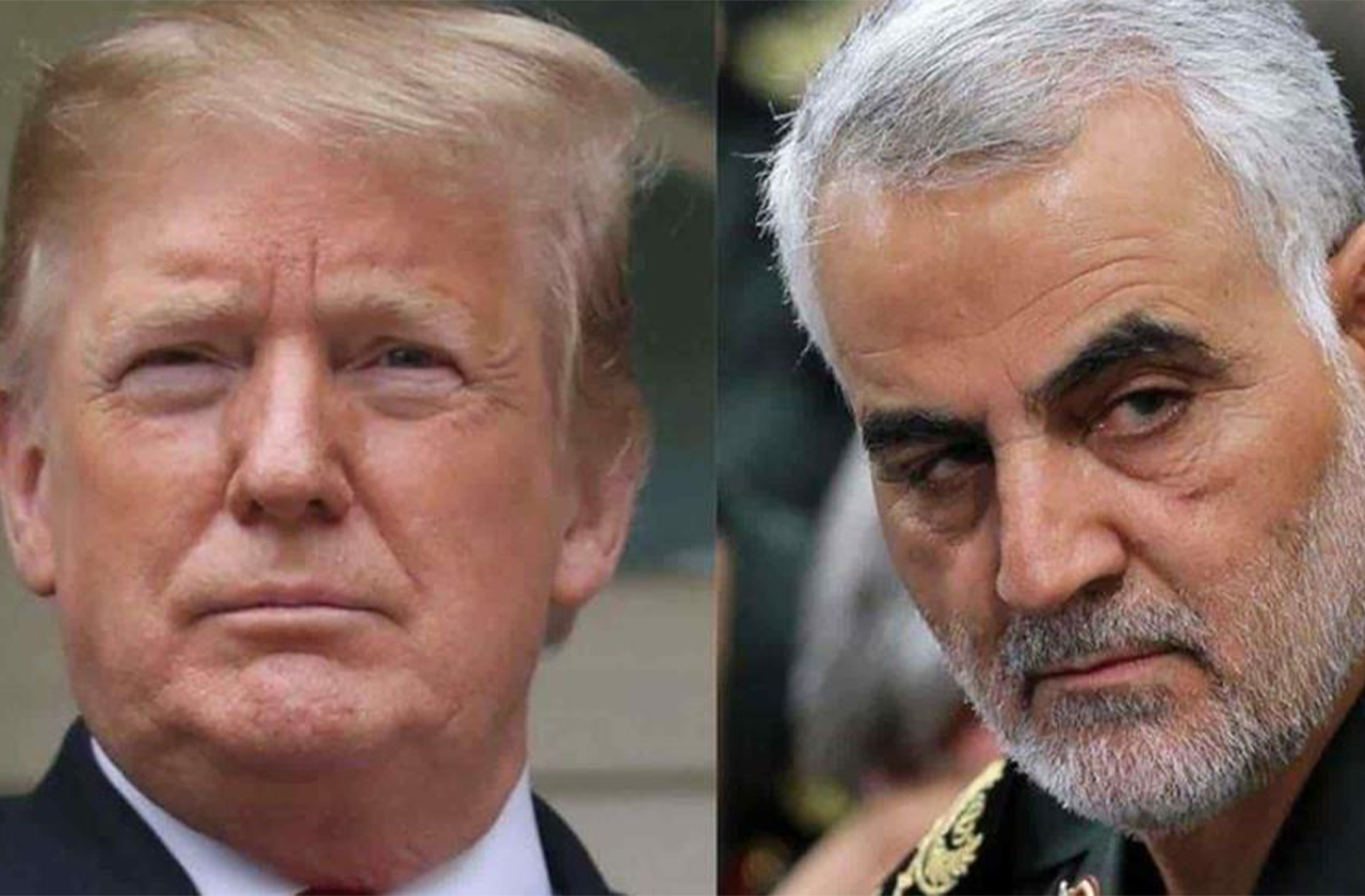 Irán lanza orden de arresto contra Trump por asesinato de Soleimani