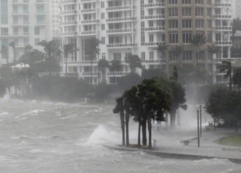 Trump declara a Florida en desastre por huracán Irma
