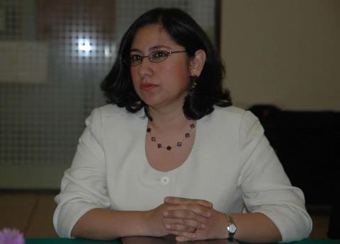Irma Sandoval Ballesteros: sólo metería las manos al fuego por AMLO