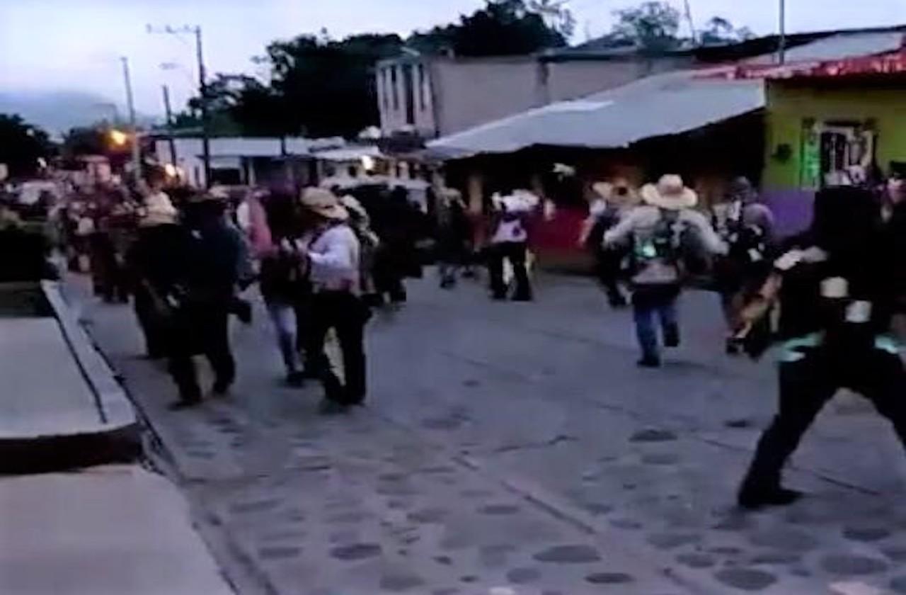 """""""Irresponsable"""" celebración de María Magdalena en Xico: Segob"""