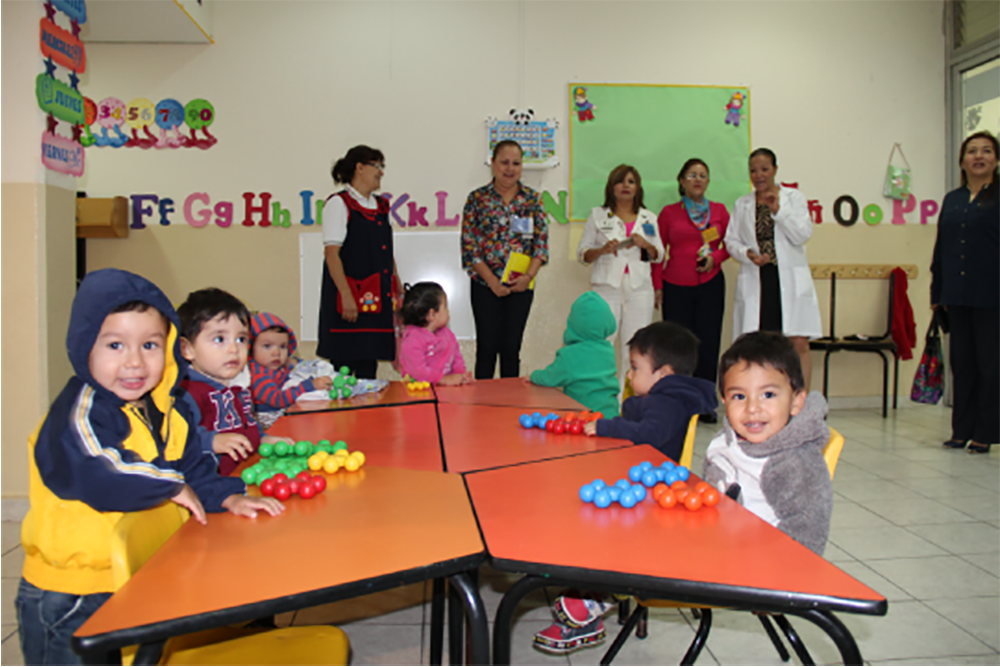 Estancias infantiles del ISSSTE reanudan labores este lunes 25 de septiembre