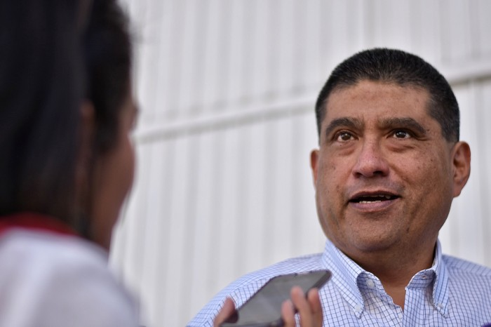 Excontralor de Duarte quiere ser auditor de la federación