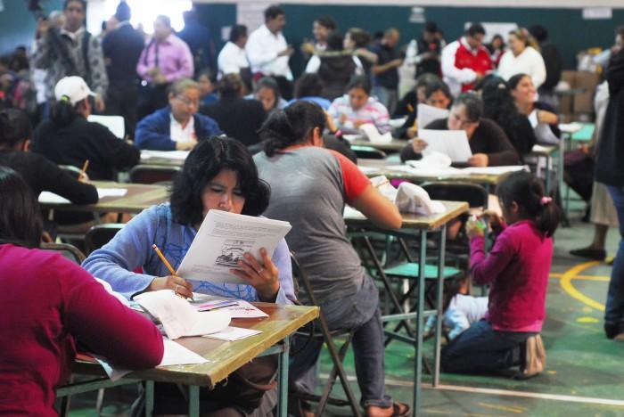 Al menos 600 mil veracruzanos son analfabetas: IVEA