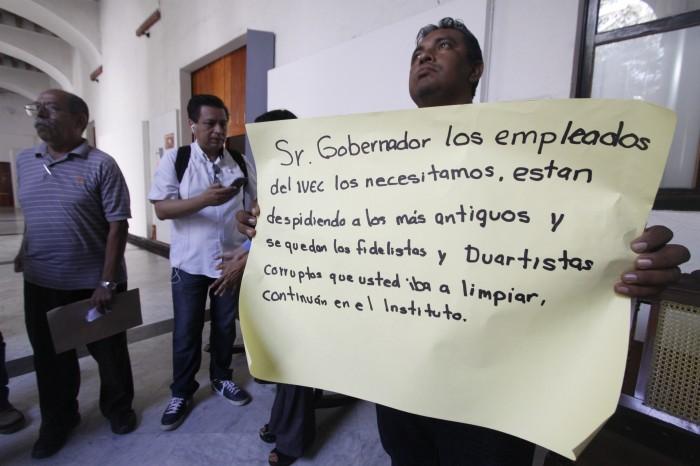 Sectur dice desconocer casos de despidos en el IVEC