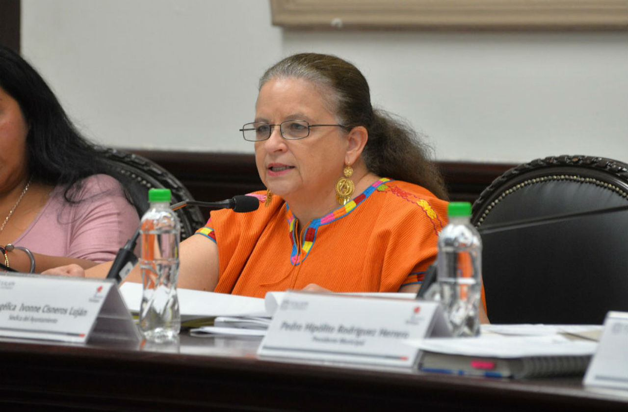 Ivonne Cisneros no regresará a la sindicatura de Xalapa
