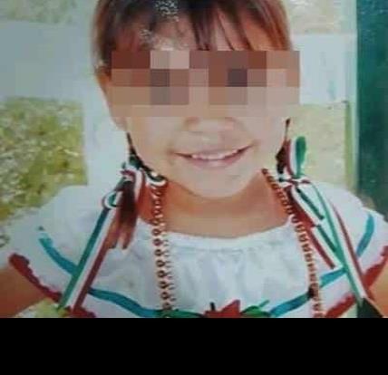 Encuentran semienterrado cuerpo de niña desaparecida
