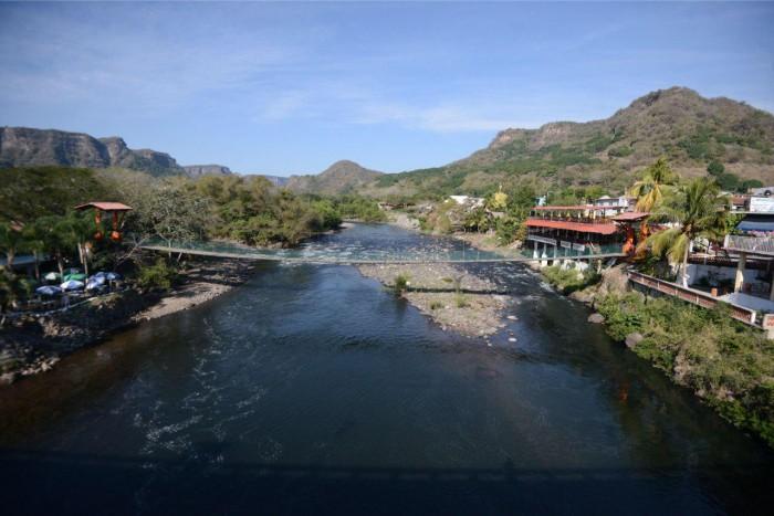 Temen reactivación de proyectos de hidroeléctricas en río La Antigua