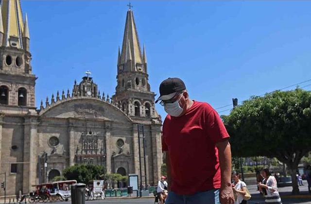 Jalisco reporta la tercera muerte por coronavirus en el país