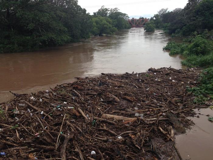 Contaminadas, cuencas de los ríos Jamapa, Cotaxtla y el Río Blanco