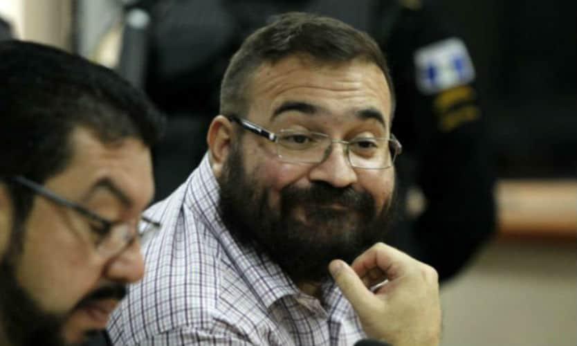 Eliminan Prisión Preventiva contra Javier Duarte