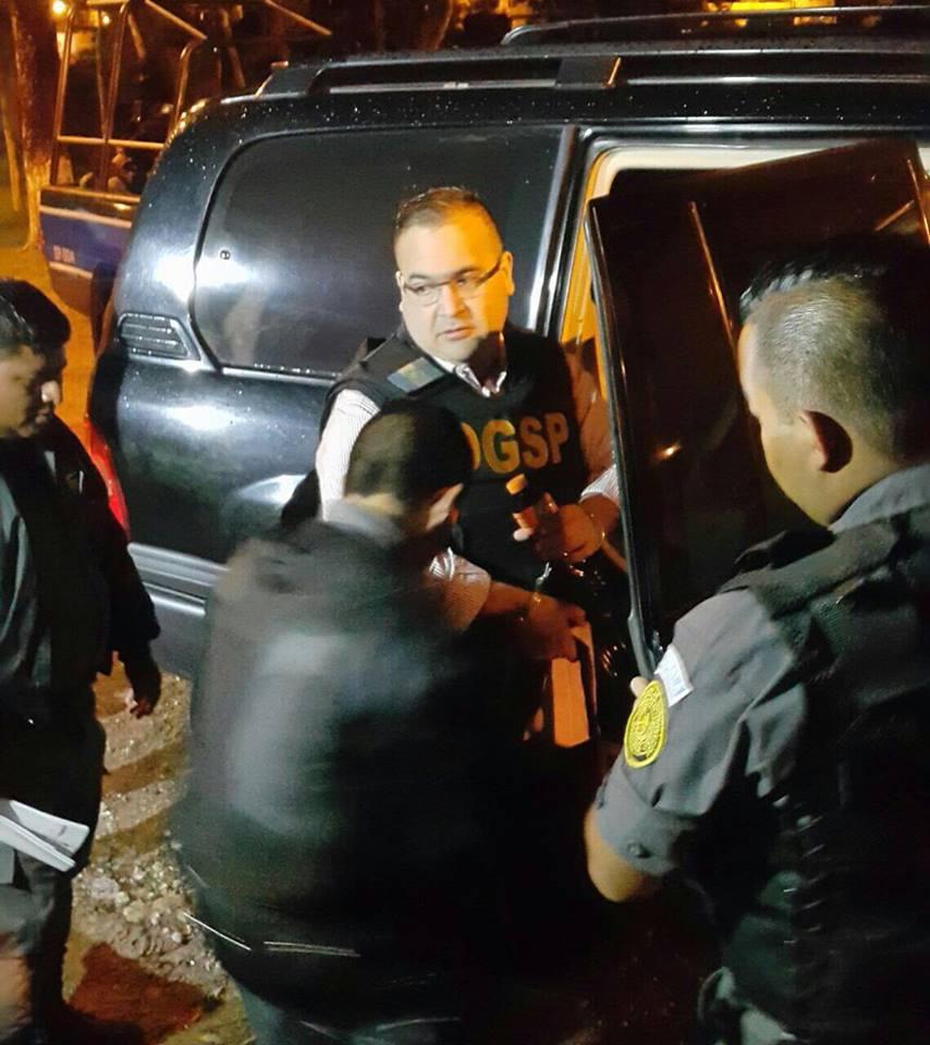 Diez claves de la extradición de Javier Duarte a México