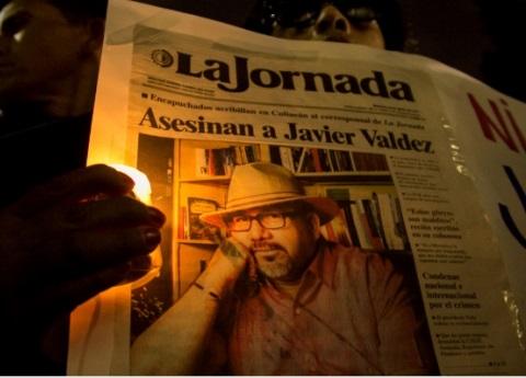 Sin resultados, a 3 meses del asesinato de Javier Valdez