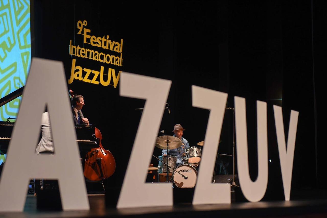 Comienza el Festival Internacional JazzUV 2019