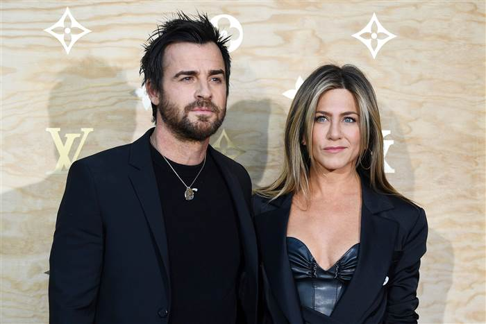 Jennifer Aniston y Justin Theroux anuncian su divorcio