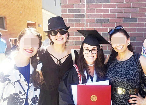 Jessica: la estudiante a la que Trump le arrebata el futuro