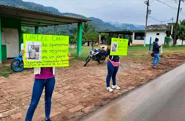 Buscan a joven de Tezonapa que desapareció el 18 de noviembre