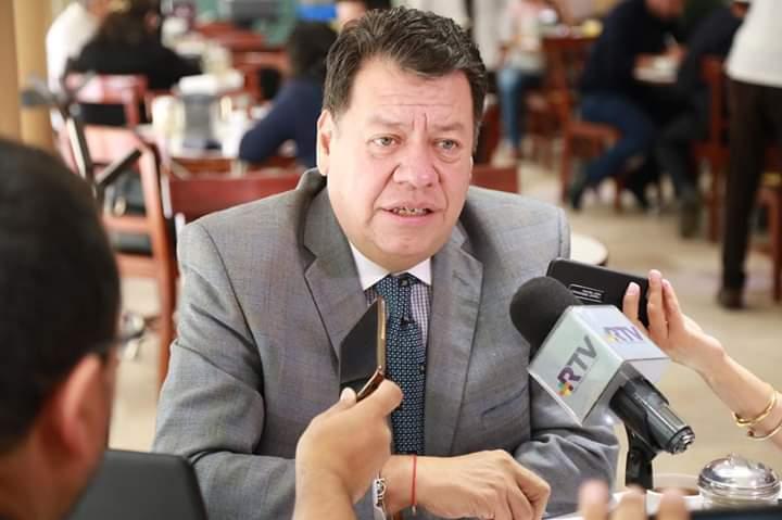 """""""Somos más los buenos, que los malos"""": Presidente de CANACINTRA"""