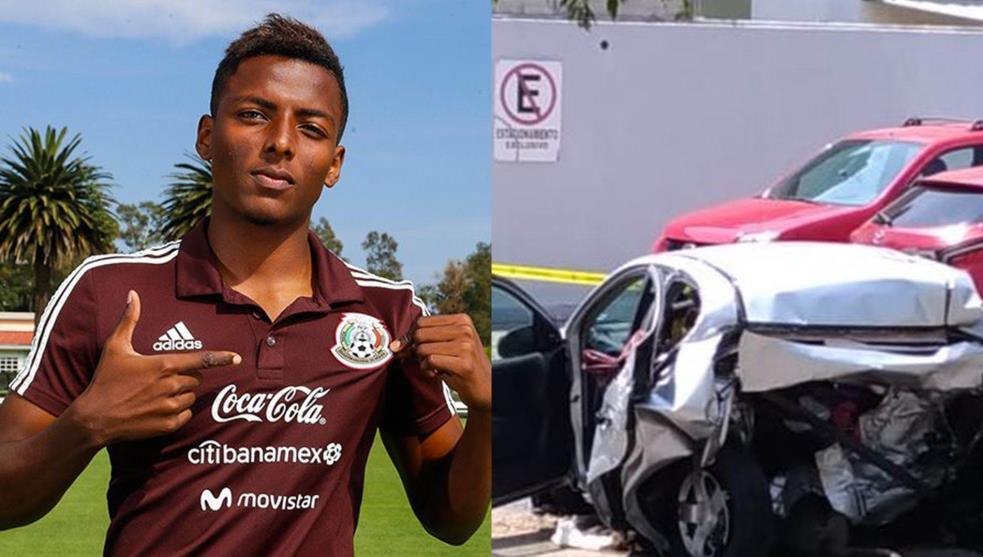 Futbolista Joao Maleck mató a dos personas en accidente automovilístico