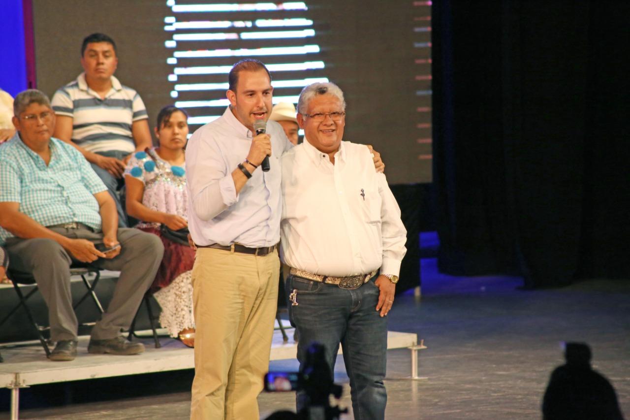 Joaquín Guzmán se declara ganador en contienda interna del PAN