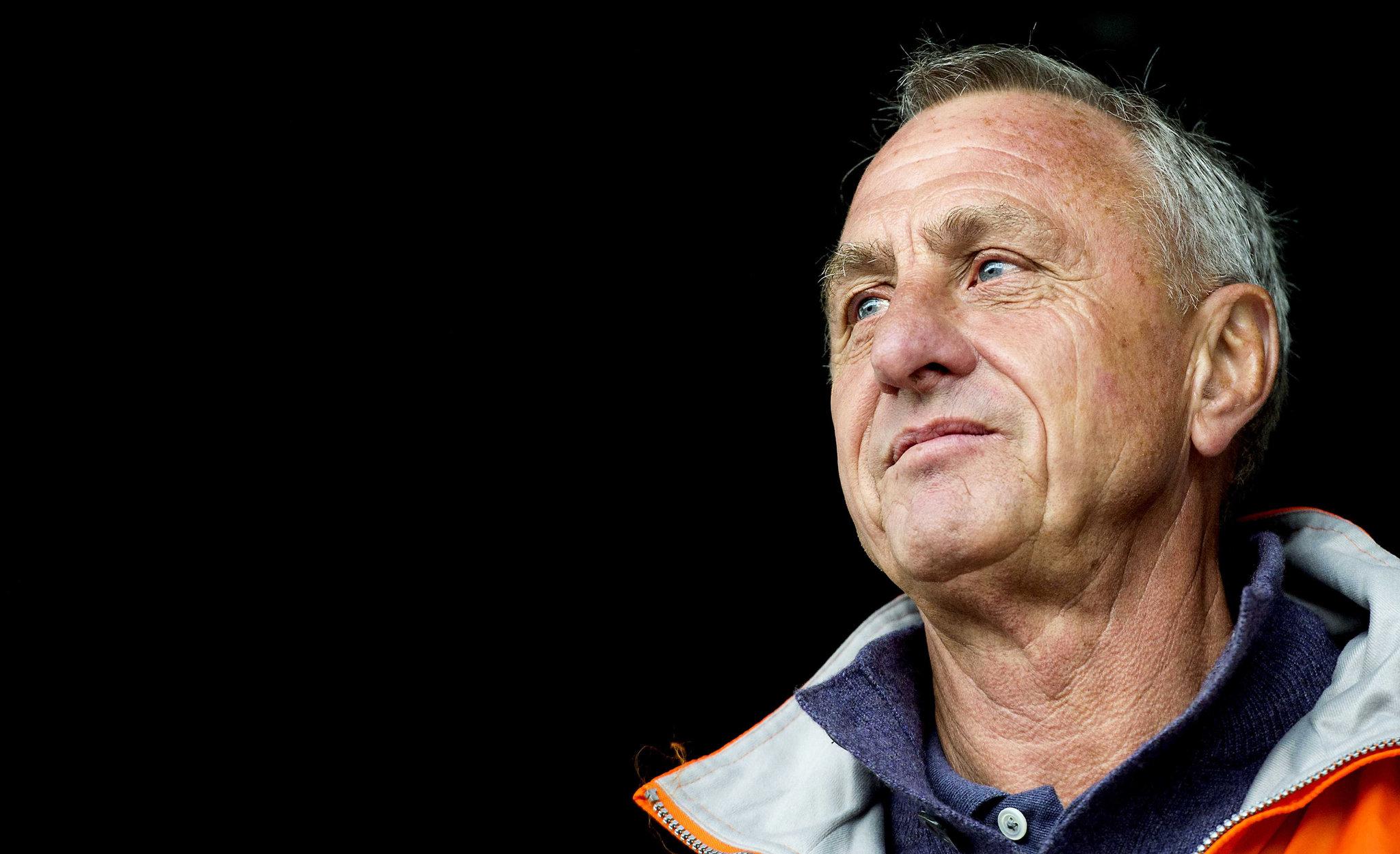 Muere a los 68 años Johan Cruyff, emblema del