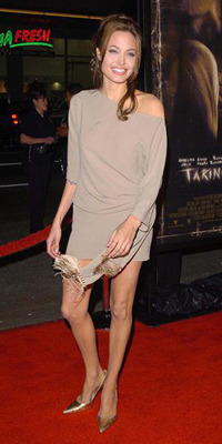 Publican que Angelina Jolie está peligrosamente delgada