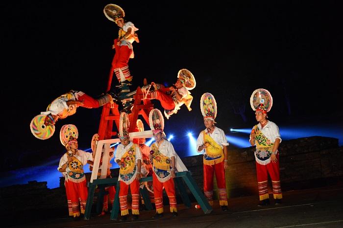 'Tajín Vive' sorprende a turistas nacionales y extranjeros