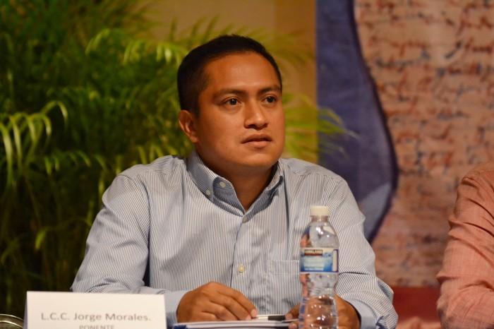 Ratifican a Jorge Morales como Secretario Ejecutivo de la Ceapp