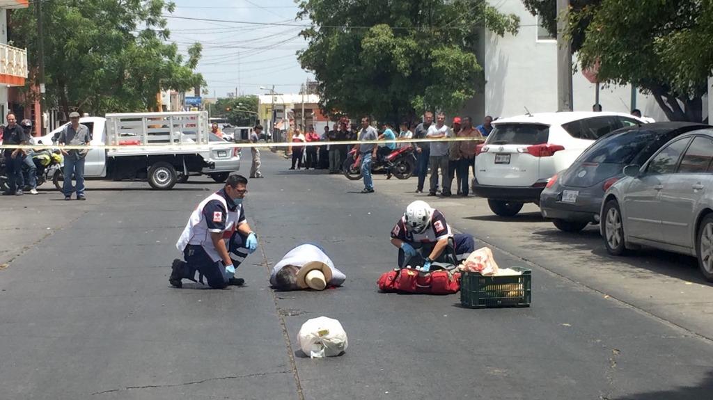 Asesinan al periodista Javier Valdez, corresponsal de La Jornada en Sinaloa