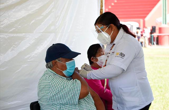 Jornada de vacunación avanza en el estado: Ramos Alor