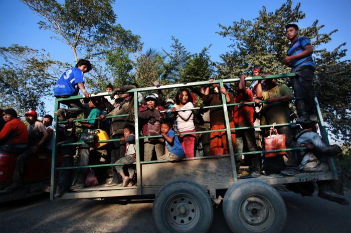 Jornaleros viven condiciones de esclavitud: CCC