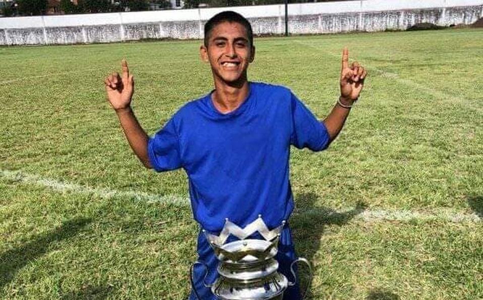 Muere ahogado futbolista mexicano en río de Veracruz