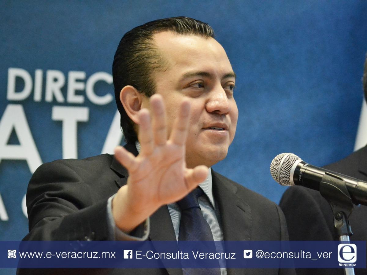 Mancha repetirá como dirigente estatal del PAN en Veracruz